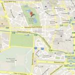 Harta_Parc_Cismigiu