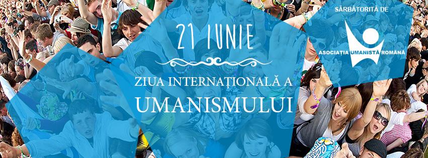 Ziua Umanismului Cover