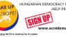 Wake Up Europe! Semnează petiția pentru protejarea democrației în Ungaria!