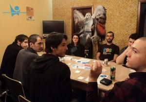 Seara Jocurilor Umaniste