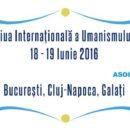 AUR şi ASUR sărbătoresc Ziua Internaţională a Umanismului