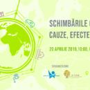 Schimbările climatice: Cauze, efecte și soluţii