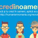 Asociația Umanistă Română recrutează voluntari