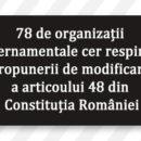 Societatea civilă cere Parlamentului să respecte și să protejeze diversitatea familiei în România